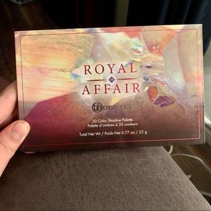Bh Cosmetics Royal Affair Palette ! 👑